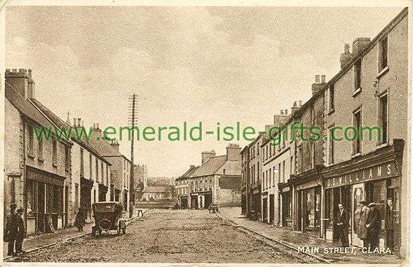 Offaly - Clara - Main St