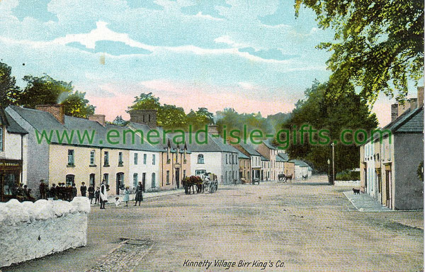 Offaly - Kinnetty - Village