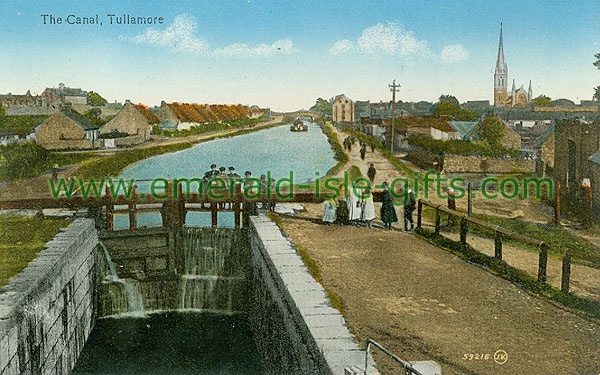 Offaly - Tullamore - The Canal