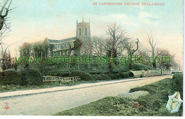 Offaly - Tullamore - St Catherines Church