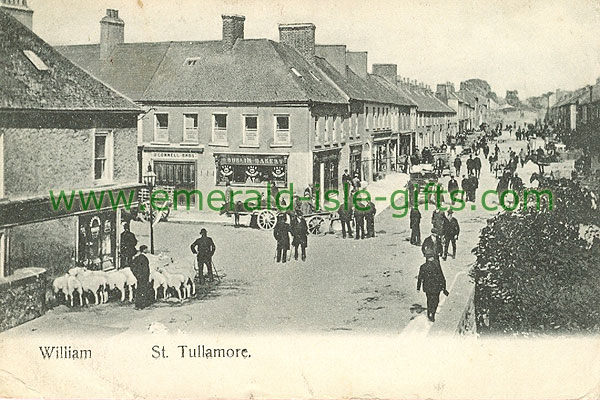 Offaly - Tullamore - William Street