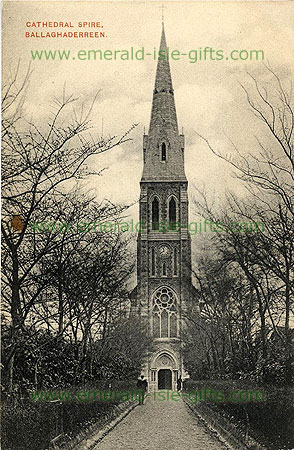 Roscommon - Ballaghadereen - Cathedral Spire