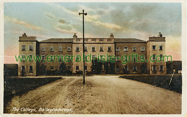 Roscommon - Ballaghadereen - The College