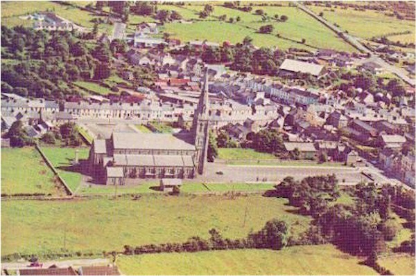 Roscommon - Ballaghadereen - From Air