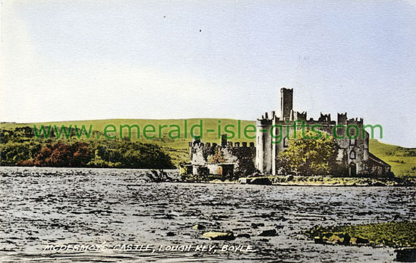 Roscommon - Lough Key - McDermott
