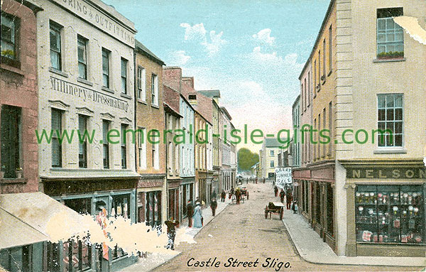 Sligo Town - Castle Street