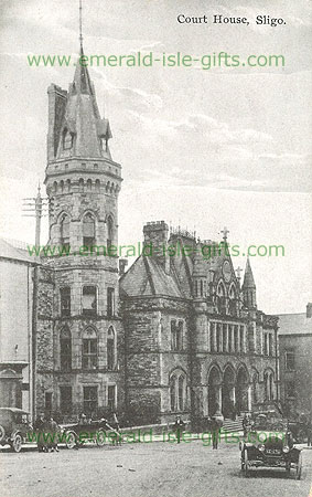 Sligo Town - Court House