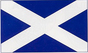 Scotland National Flag Decal Car Sticker