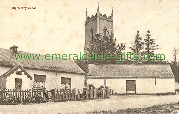 Tipperary - Ballymackey - Ballymackey School