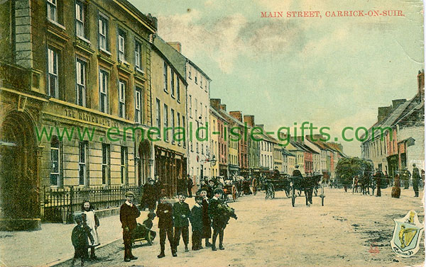 Tipperary - Carrick-on-Suir - Main Street