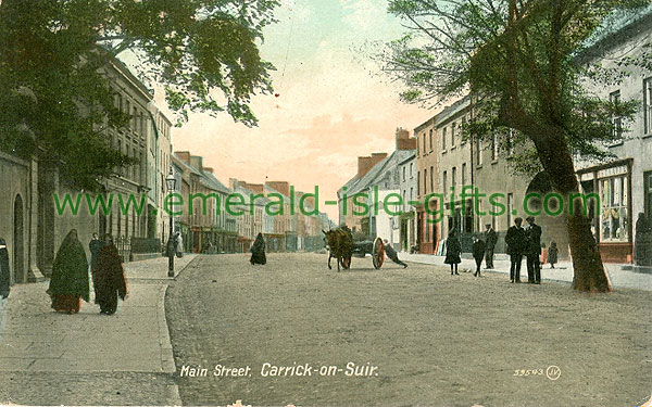 Tipperary - Carrick-on-Suir - Main St