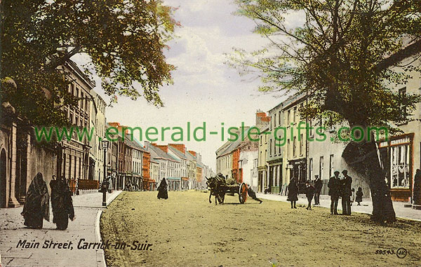 Tipperary - Carrick-in-Suir - Main St