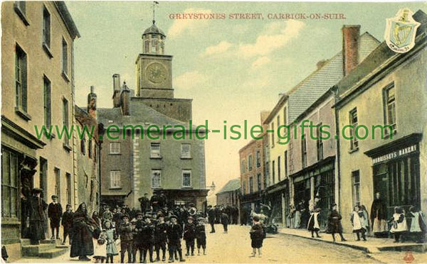 Tipperary - Carrick-On-Suir - Greystones Street