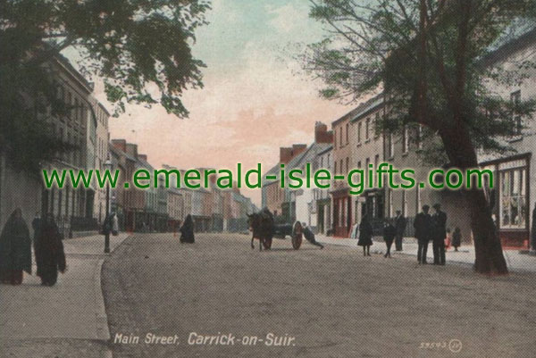Tipperary - Carrick-On-Suir - old Main St
