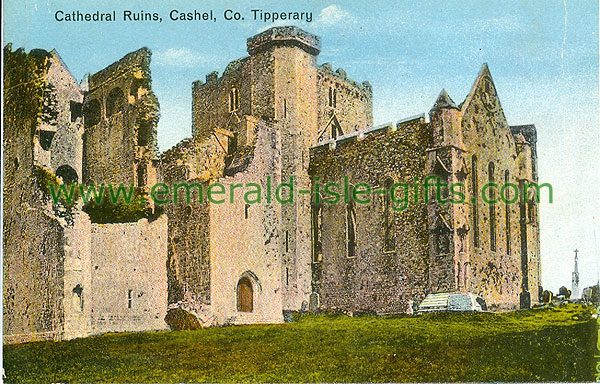 Tipperary - Cashel - Cathedral Ruins