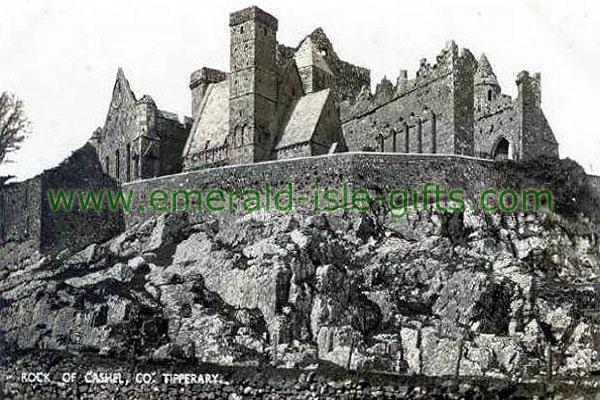 Tipperary - The famous Rock of Cashel