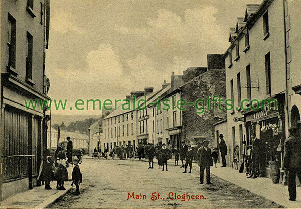 Tipperary - Clogheen - Main Street