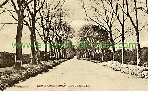 Tipperary - Cloughjordan - Knocknacree Road