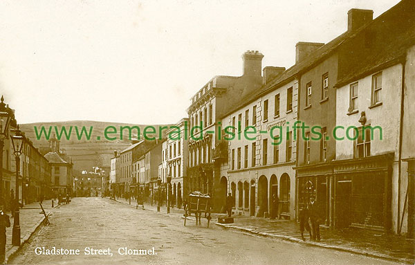 Tipperary - Clonmel - Gladstone Street b/w