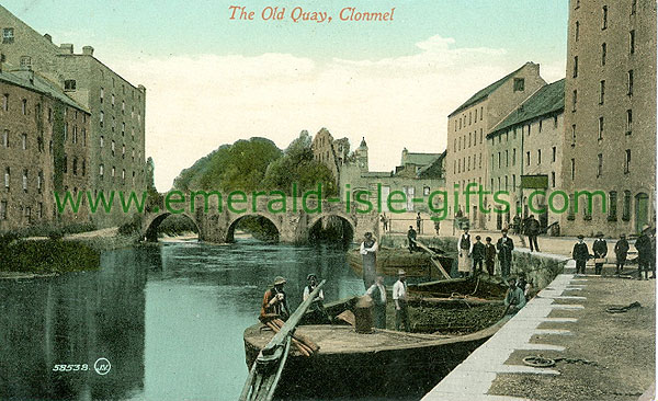 Tipperary - Clonmel - The Old Quay