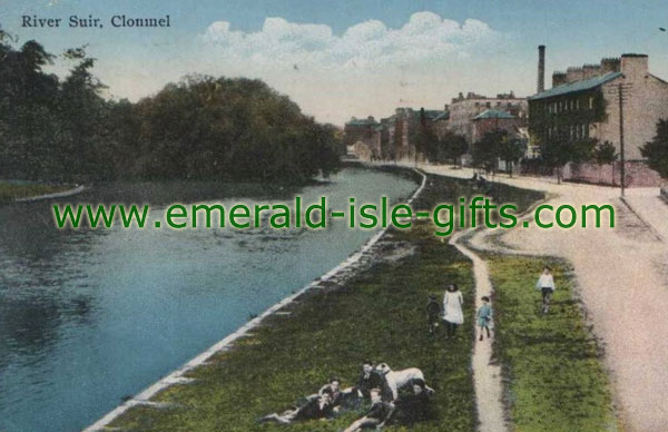 Tipperary - Clonmel - River Suir in colour