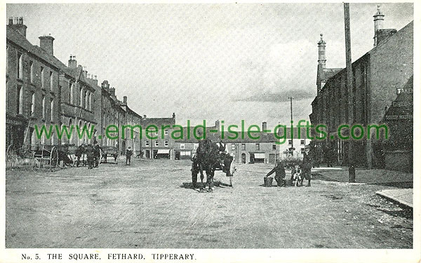 Tipperary - Fethard - The Square