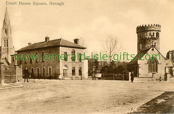 Tipperary - Nenagh - Court House Square