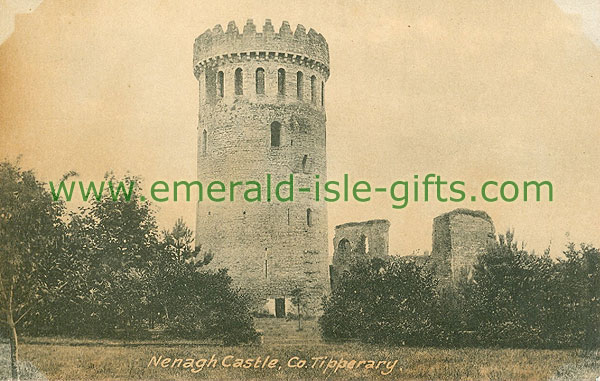 Tipperary - Nenagh - Nenagh Castle