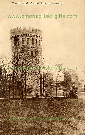 Tipperary - Nenagh - Tower and Castle
