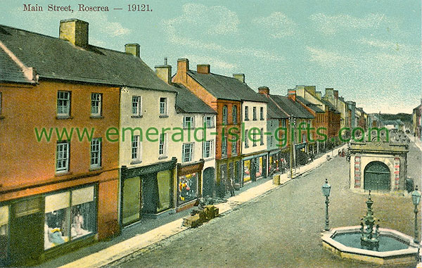 Tipperary - Roscrea - Main Street