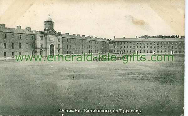 Tipperary - Templemore - Barracks