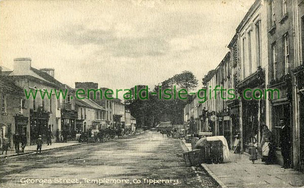 Tipperary - Templemore - b/w Georges St