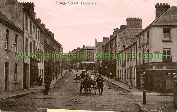 Tipperary - Tipperary Town - Bridge St