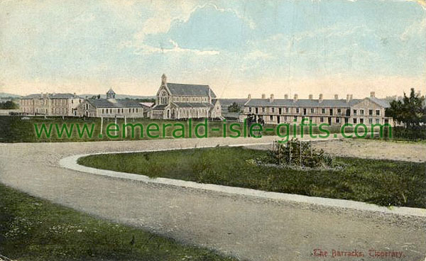Tipperary Town - The Barracks - col