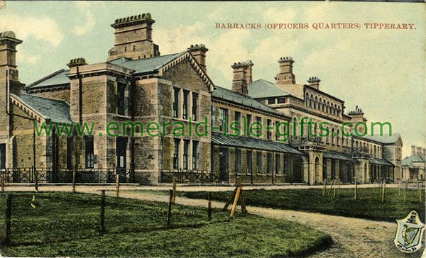 Tipperary Town - Barracks - Officer