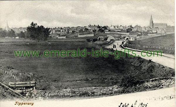 Tipperary Town - from distance