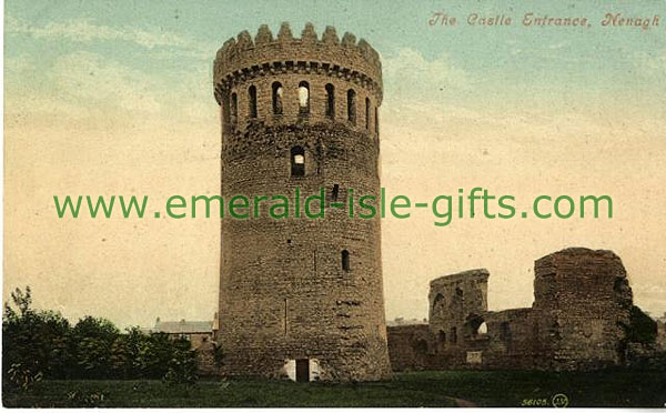 Tipperary - Nenagh - The Castle Entrance