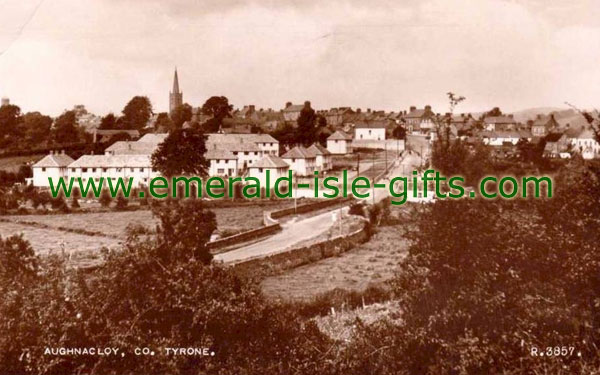 Tyrone - Aughnacloy - old photo