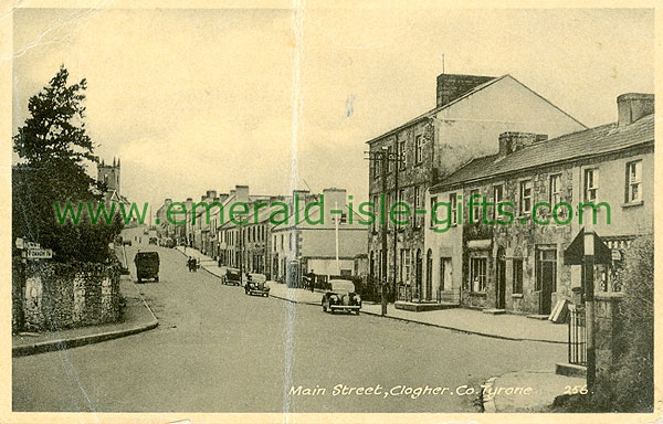 Tyrone - Clogher - Main St