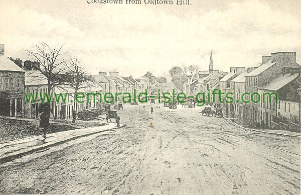 Tyrone - Cookstown - Oldtown Hill
