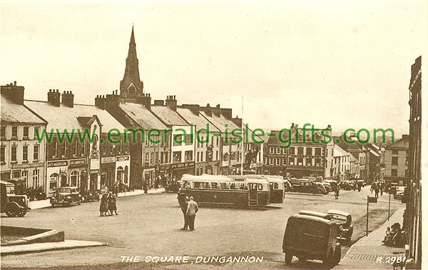 Tyrone - Dungannon - The Square