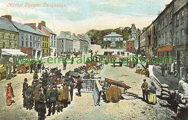 Tyrone - Dungannon - Market Square