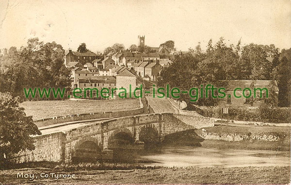 Tyrone - Moy - Bridge and Town