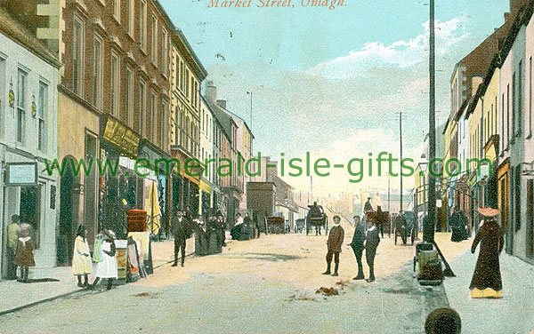 Tyrone - Omagh - Market Street