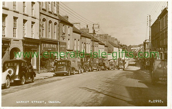 Tyrone - Omagh - Market St