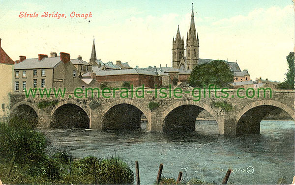 Tyrone - Omagh - Strule Bridge