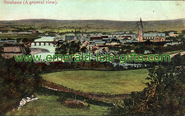 Tyrone - Strabane - A General view
