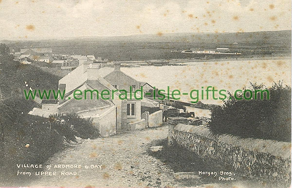 Waterford - Ardmore - Village from Upper Road