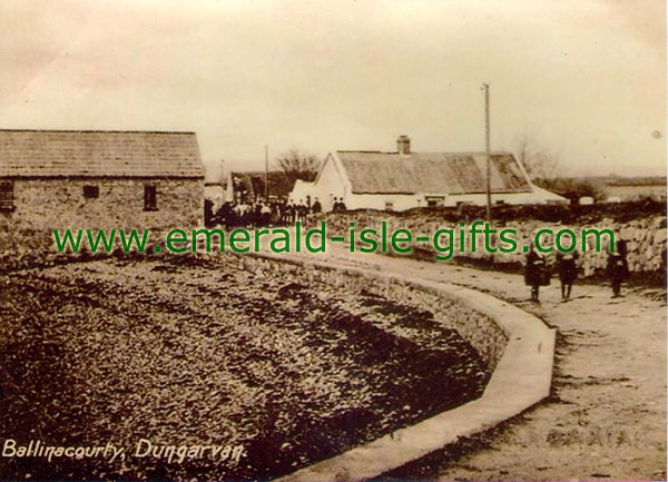 Waterford - Ballinacourty - old photo