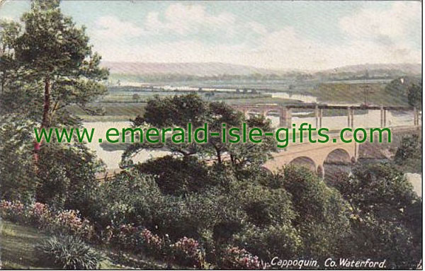 Waterford - Cappoquin - Railway view